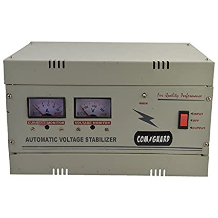 CG 10000M Co Voltage Stabilzer