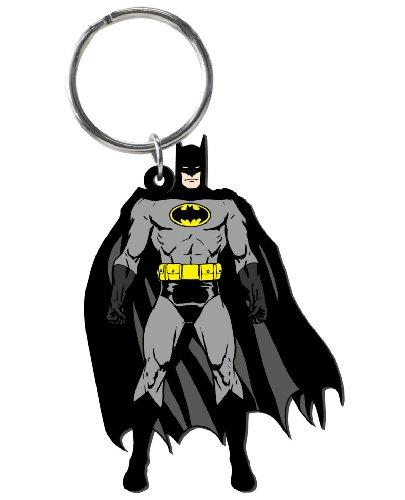 DC Batman Soft Touch PVC Key Ring - 1
