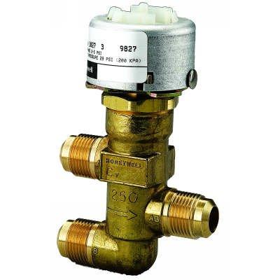 5/8 In. Od X 1/2 In. Nominal Three-Way High Pressure Water Valve, 1.6 Cv