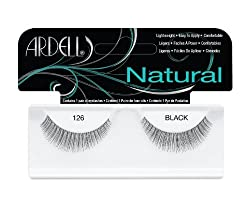 Ardell Fashion Lashes Black 126