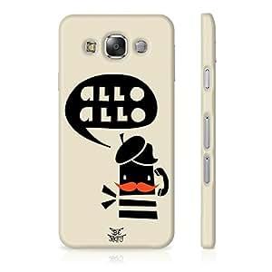 Be Awara Allo Back Case for Samsung Galaxy E7