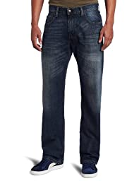 Levi\'s  Men\'s 569 Loose Straight Jean, Indie Blue, 36x34