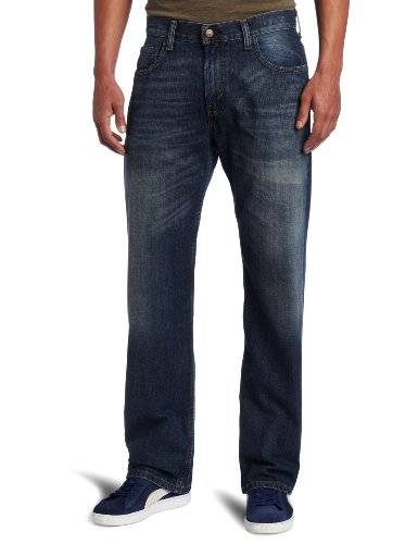 Levi's  Men's 569 Loose Straight Jean, Indie Blue, 34×34