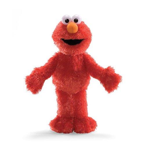 41fN0ZV5V2L Gund Sesame Street Elmo 13 Plush