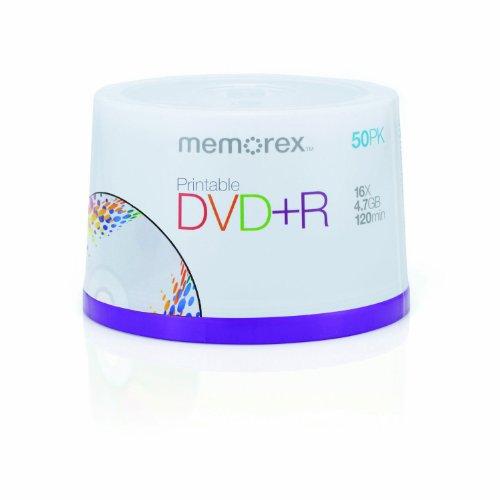 memorex-m00573-dvd-r-16x-printable-50-pack-cakebox