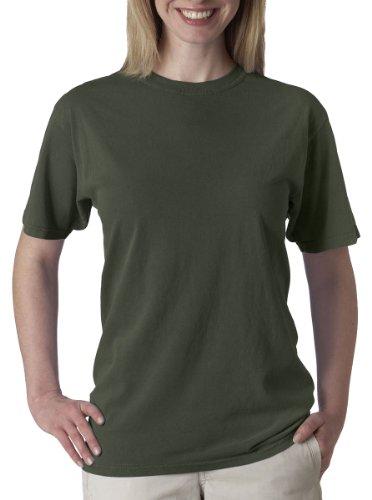 Comfort Colors Men's Garment-Dyed Half-Sleeve T-Shirt, Hemp, XX-Large