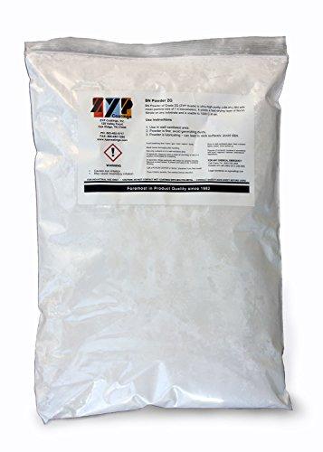 Boron Nitride (BN) Powder - Ultra High Purity - Grade ZG (1 kg. / 2.2 lb.) (Boron Nitride Bullet compare prices)