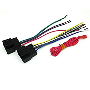 gm car stereo cd player wiring harness wire. Black Bedroom Furniture Sets. Home Design Ideas