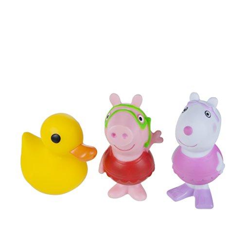 Peppa Pig Suzy/Quack Toy (3 Pack )