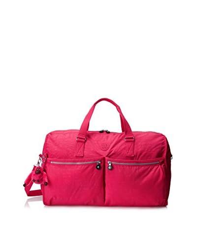 Kipling Itska N Solid, Vibrant Pink