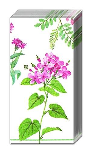 2-packs-of-ihr-floral-flowers-paper-pocket-handbag-tissues-rhapsody-white-rose