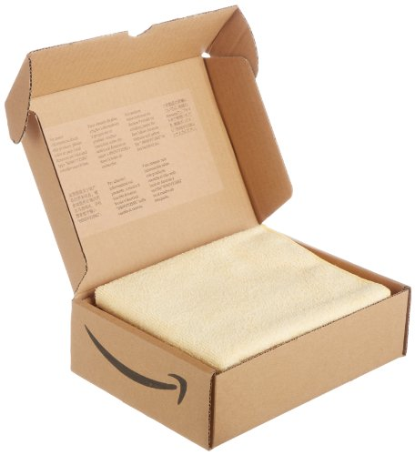 AmazonBasics Thick Microfiber Cleaning Cloths -