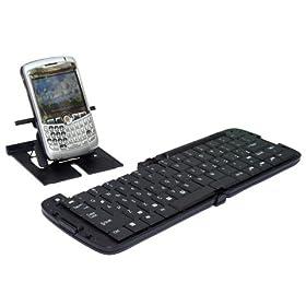 Freedom Bluetooth Keyboard for PDA and SmartPhones - Blackberry Palm Treo HTC Samsung Motorola iPAQ Nokia Dell HP
