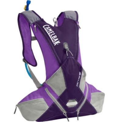 Camelbak Products Octane LR Hydration Backpack, Parachute Purple/Royal Lilac, 70-Ounce