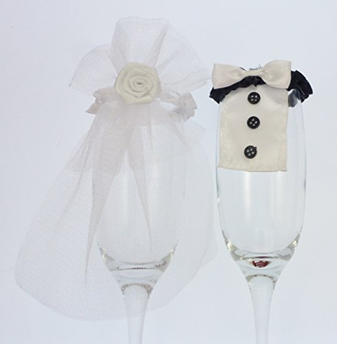 copa-alta-de-champan-esmoquin-y-veil-decoracion-del-novio-y-de-la-copas-de-champan-tux-dia-de-vuestr