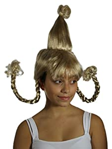 My Costume Wigs Women's Cindy Lou Who (Blonde) One Size fits all