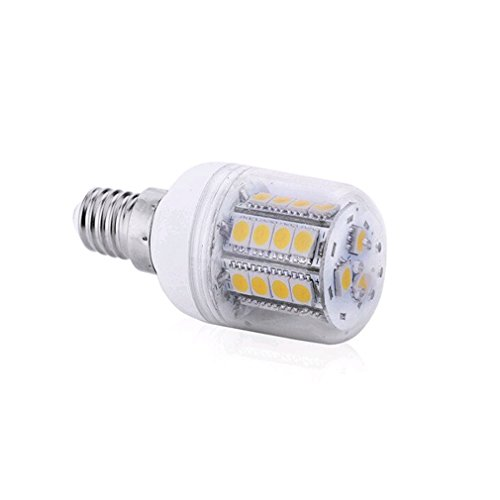 Generic 4W High Power E14 5050Smd Candle Light Warm White Bulb Lights