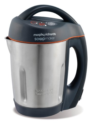 Morphy Richards Soup Maker Stainless Steel