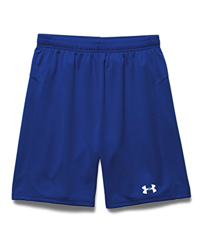 Under Armour Big Boys' UA Golazo Soccer Shorts Youth Medium Royal