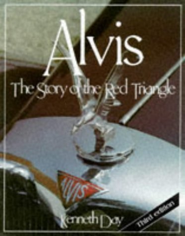 alvis-the-story-of-the-red-triangle-foulis-motoring-book-by-kenneth-day-1997-05-19