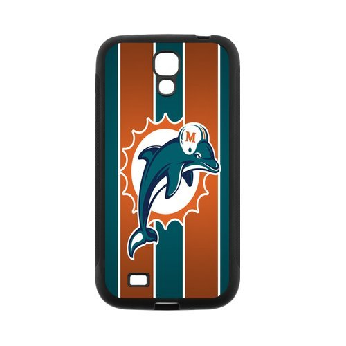 Customize Miami Dolphins NFL Back Cover Case for SamSung Galaxy S4 I9500 JNS4-1283