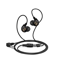 Sennheiser IE 60 Wired In-Ear Headphone (Black)
