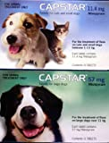 Capstar Tablets for Cats and Small Dogs