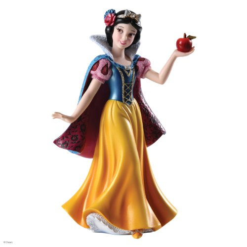 Enesco Disney Showcase Snow White Couture De Force Figurine, 7.75-Inch