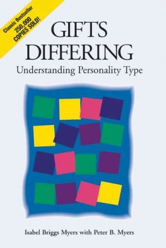 Gifts Differing Understanding Personality Type089107287X : image
