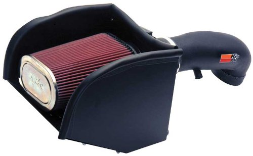 K&N 57-3013-2 FIPK Performance Air Intake System