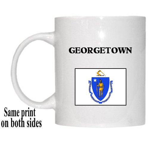 Georgetown Massachusetts Mug