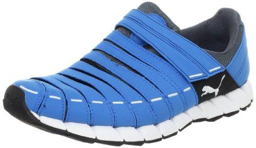 PUMA Men's Osu NM Running Shoe, Blue/Dark Grey/White, 10 D US