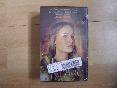 Jeanne D'Arc [VHS]