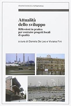 Cover Attualità dello sviluppo. Riflessioni in pratica per costruire progetti locali di qualità