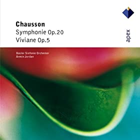 Chausson : Symphony in B flat major Op.20 : II Tr�s lent