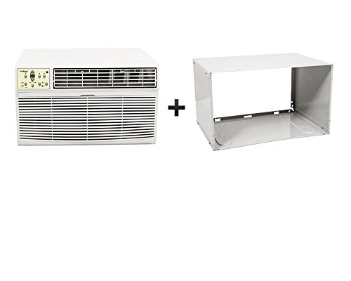 Koldfront 8,000 BTU Through the Wall Heat/Cool Air Conditioner with Sleeve (Aire Acondicionado 8000 Btu compare prices)