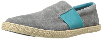 Sperry Top-Sider Men's Low Pro Slip-On,Grey,9 M US