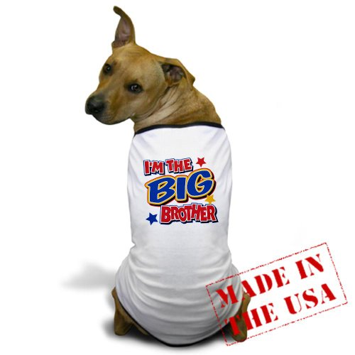 Artsmith, Inc. Dog T-Shirt I'm The Big Brother - 2X