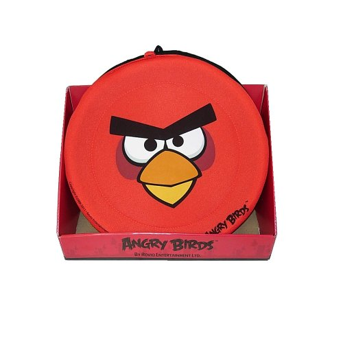 Angry Birds Small Soft Flying Disk - 1