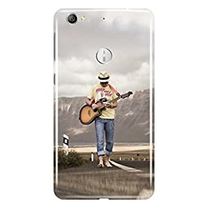 a AND b Designer Printed Mobile Back Cover / Back Case For Letv LeEco Le 1s (LE_1S_3D_754)