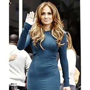 JENNIFER LOPEZ 8X10 PHOTO