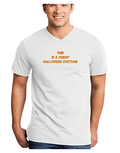 This is a Cheap Costume Adult V-Neck T-shirt
