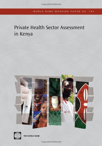 Private Health Sector Assessment in Kenya (World Bank Working Papers)