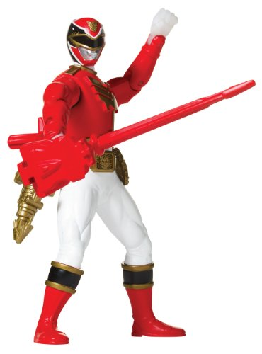 Power Rangers Megaforce Battle Morphin Red Ranger