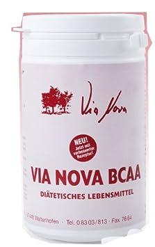 Via Nova Naturprodukte Via Nova BCAA 100 Tabletten