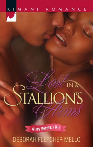Image of Lost in a Stallion's Arms (Kimani Romance)