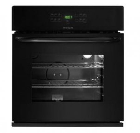 "Frigidaire Ffew2725L 27"" Single Electric Wall Oven With Ready-Select Controls An, Black"