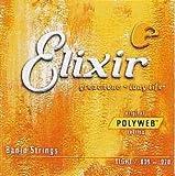 Elixir(エリクサー) バンジョー弦(.009-.020)POLYWEB Light 11600