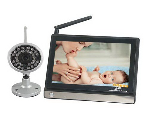 Basic Baby Monitor back-1070144