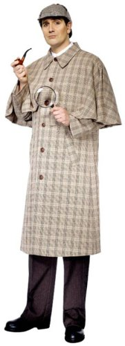 Men's Sherlock Holmes Halloween Costume